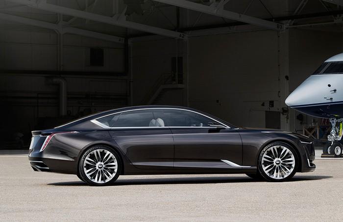 Сборку флагманской модели Cadillac переносят в Беларусь 29