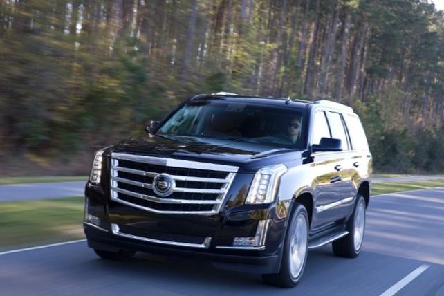 Сборку флагманской модели Cadillac переносят в Беларусь 48