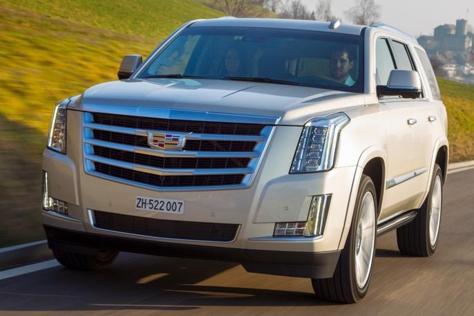 Сборку флагманской модели Cadillac переносят в Беларусь 72