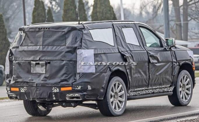 Сборку флагманской модели Cadillac переносят в Беларусь 44